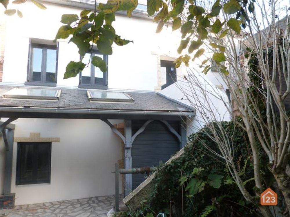 Vente Maison Maison - 90m2 - Amfreville-la-Mi-Voie Amfreville-la-mi-voie