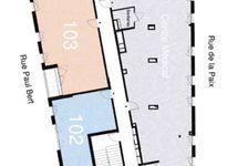 Appt T3 + Loggia au 1er étage 210000 Équeurdreville-Hainneville (50120)