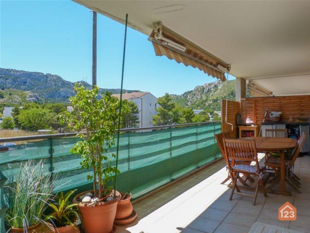 Vente Appartement Appartement - 105m2 - Marseille 9 Marseille 9