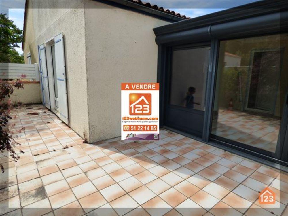 Vente Maison Maison - 95m2 - Saint-Vincent-sur-Jard  à Saint-vincent-sur-jard