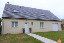Maison - 132m2 - Bertaucourt-Epourdon 171550 Bertaucourt-Epourdon (02800)