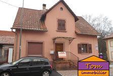 Vente Maison Climbach 67510 130000 Climbach (67510)