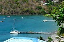 Villa Anse à l'Ane avec vue mer pour 6 pers