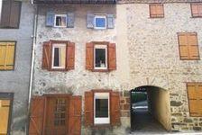 Maison de village avec cour et dépendance, terrain non attenant 60000 Montferrier (09300)
