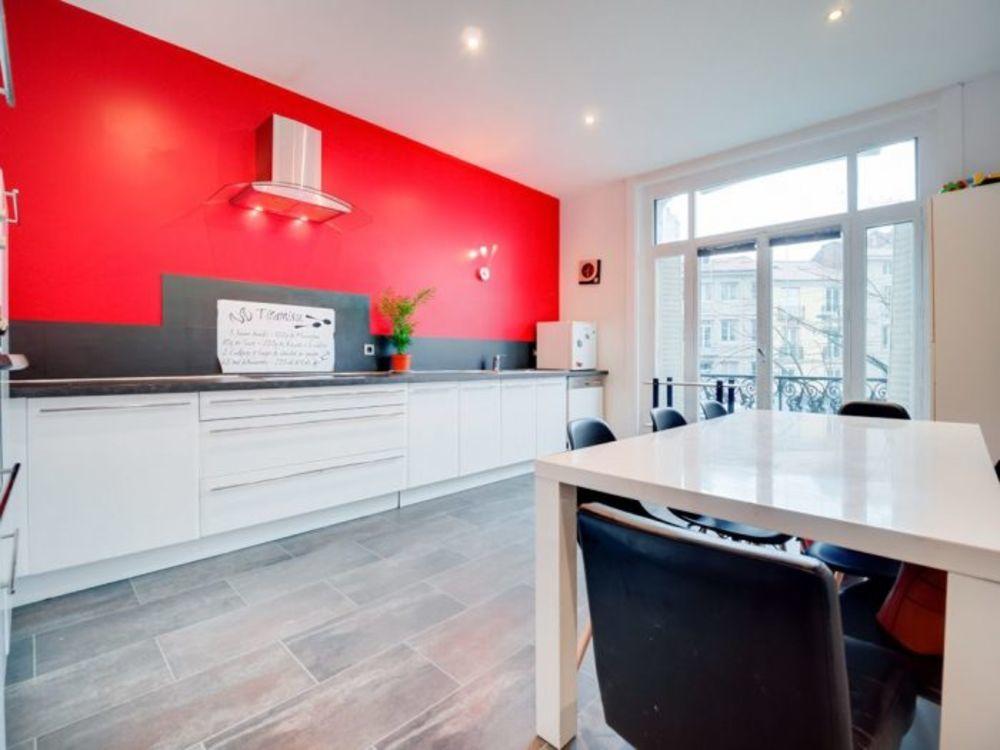 Vente Appartement Grand T4 de 124 m² dans le centre-ville de Saint-Étienne  à Saint-Étienne