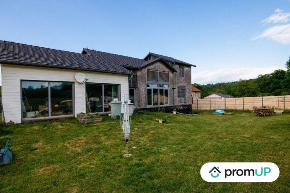 Vente Maison Maison 204 m² en vente à Bazincourt-sur-Saulx (55) Bazincourt-sur-saulx