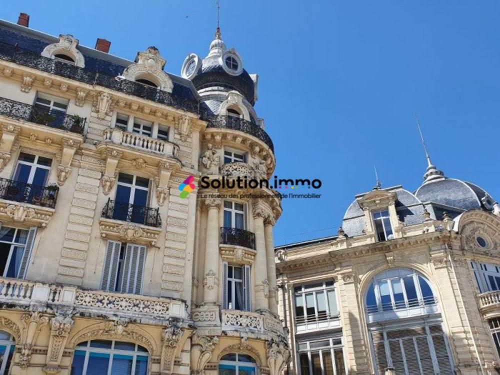 Vente Appartement Appartement T4 vue COMEDIE  à Montpellier