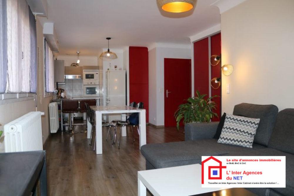 Vente Appartement Rodez coeur de ville. (apt T3 rue de Sarrus)  à Rodez