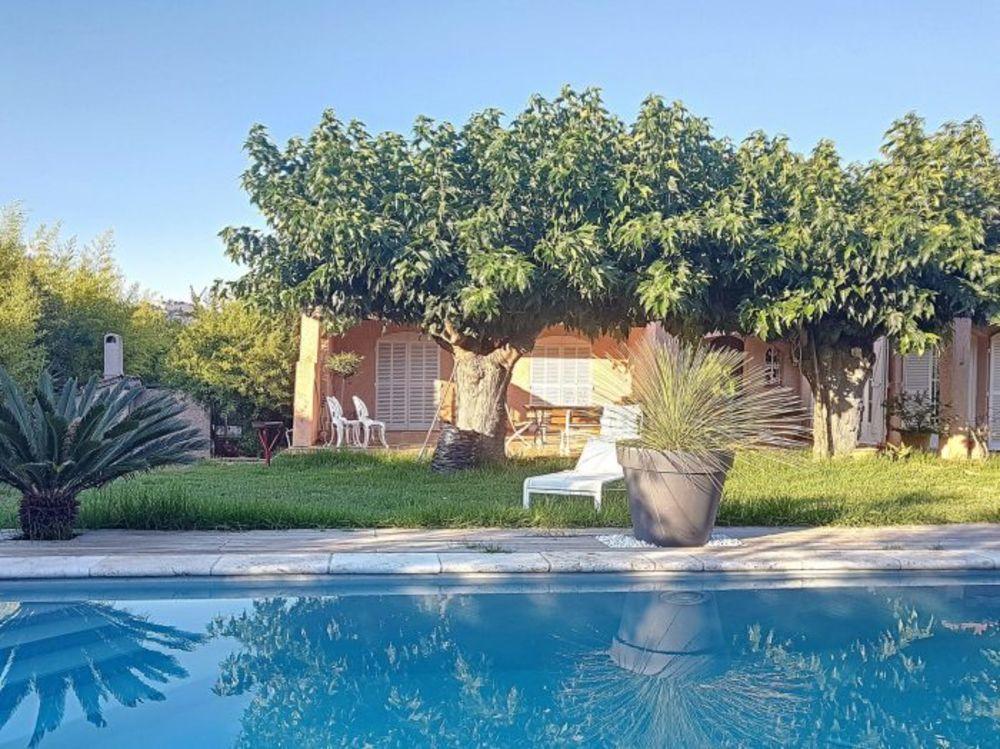 Vente Maison Six Fours les Plages, maison de 160 m² avec PISCINE  à Six fours les plages