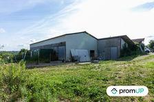 Bâtiment de stockage avec terrain agricole de 5000 m2 dans les 103000 40380 Gamarde-les-bains