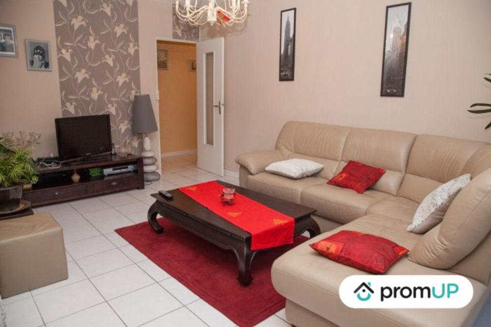 Vente Appartement Appartement T5 85m²  à Troyes