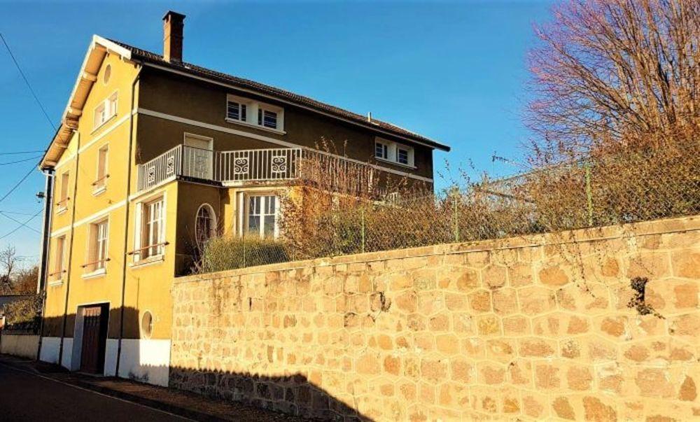Vente Maison maison 160 m²  à Sainte-foy-l'argentière