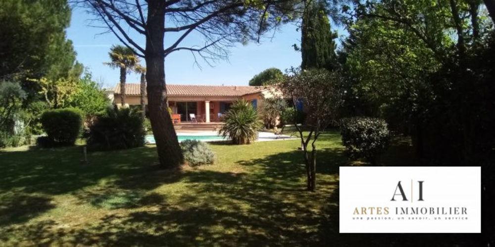 Vente Maison Villa traditionnelle de 167 m² habitable sur 1110 m² de terrai  à Montélimar