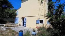 T3 ancien avec jardin et terrasse 180000 La Seyne-sur-Mer (83500)