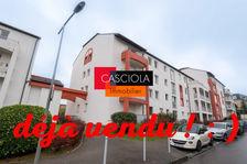 MONTIGNY FRICHES F4 3 chambres, balcon et parking 179900 Montigny-lès-Metz (57950)