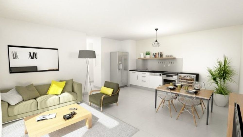 Vente Appartement Six fours T3 de 66m2 et sa belle terrasse de 12m2  à Six-fours-les-plages