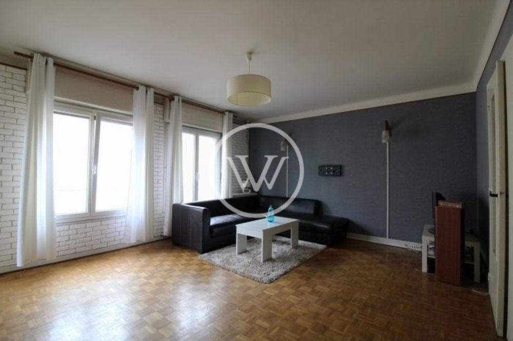 Vente Appartement Appartement-T3 avec balcon-Epinal  à Epinal