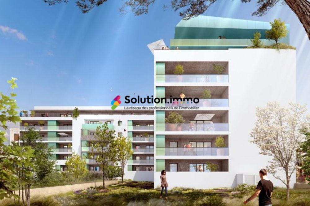 Vente Appartement Appartement 3 pièces Montpellier
