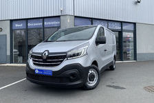 Renault Trafic L1H1 1000 2.0 DCI 120CH GRAND CONFORT E6 2021 occasion Orvault 44700