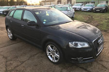 A3 Sportback 2.0 TDI 140 DPF Ambition Luxe S tronic 2011 occasion 27000 Évreux