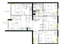 Location Appartement 450 Lyon 8