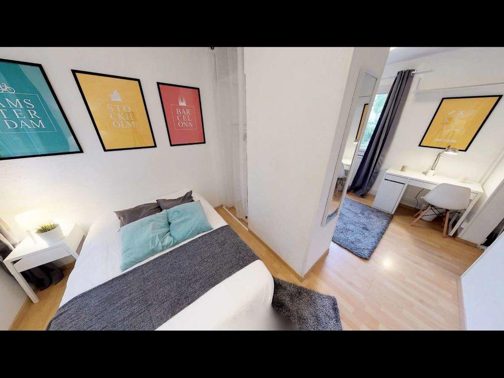 location Appartement - 6 pièce(s) - 21 m² Toulouse (31300)