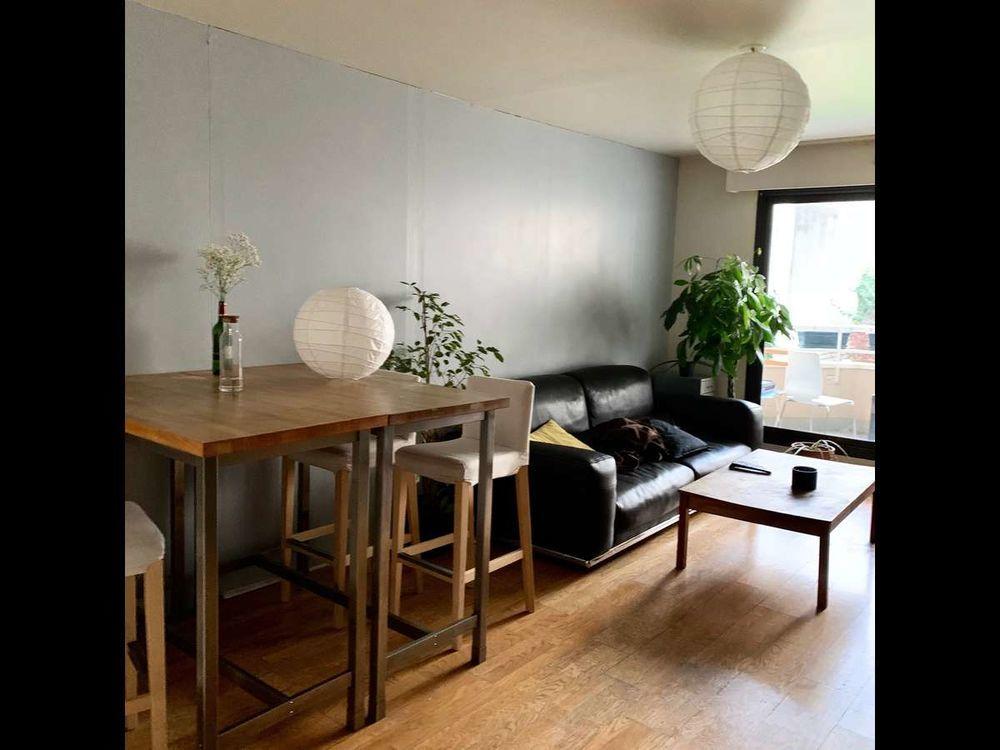 location Appartement - 4 pièce(s) - 100 m² Paris 19