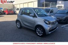 SMART FORTWO COUPE 0.9 90 ch BA6 Passion twinamic 10690 06000 Nice