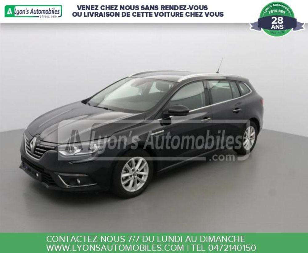 Mégane INTENS 2019 occasion 69150 Décines-Charpieu