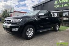 FORD Ranger 3.2 TDCi 200ch Double Cabine Limited BVA TVA RECUP 24075 27950 Saint-Marcel