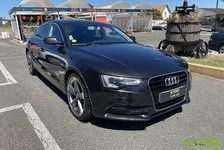 Audi A5 3.0 V6 TDI 204ch Ambition Luxe Multitronic / GPS / RADARS AV 2012 occasion Villeneuve-Tolosane 31270