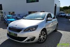 Peugeot 308 1.6 THP 155ch Allure GAR:6mois 2014 occasion Bellegarde 30127
