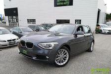 BMW Série 1 120dA 184ch Lounge Plus 5p 2014 occasion Bellegarde 30127