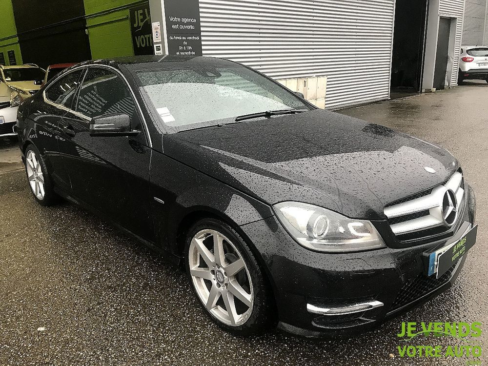 Classe C 250 CDI BE Edition 1 7GTro+ 2011 occasion 67540 Ostwald