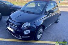Fiat 500 1.2 8v 69ch Lounge cabriolet 2017 occasion Perpignan 66000