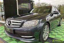 Mercedes Classe C 350 CDI BE Avantgarde AMG 7G-Tronic 2010 occasion Tourville-la-Rivière 76410