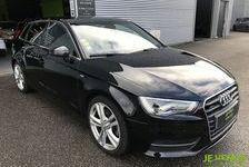 A3 2.0 TDI 184 ch S line quattro S tronic 6 2016 occasion 67540 Ostwald