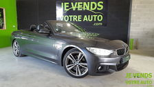 BMW SERIE 4 420dA PACK M Sport Série 4 Cabriolet 32300 30127 Bellegarde