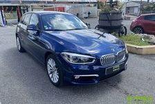 BMW Série 1 120i 177ch UrbanChic 5p grand gps / radar av ar 2015 occasion Villeneuve-Tolosane 31270
