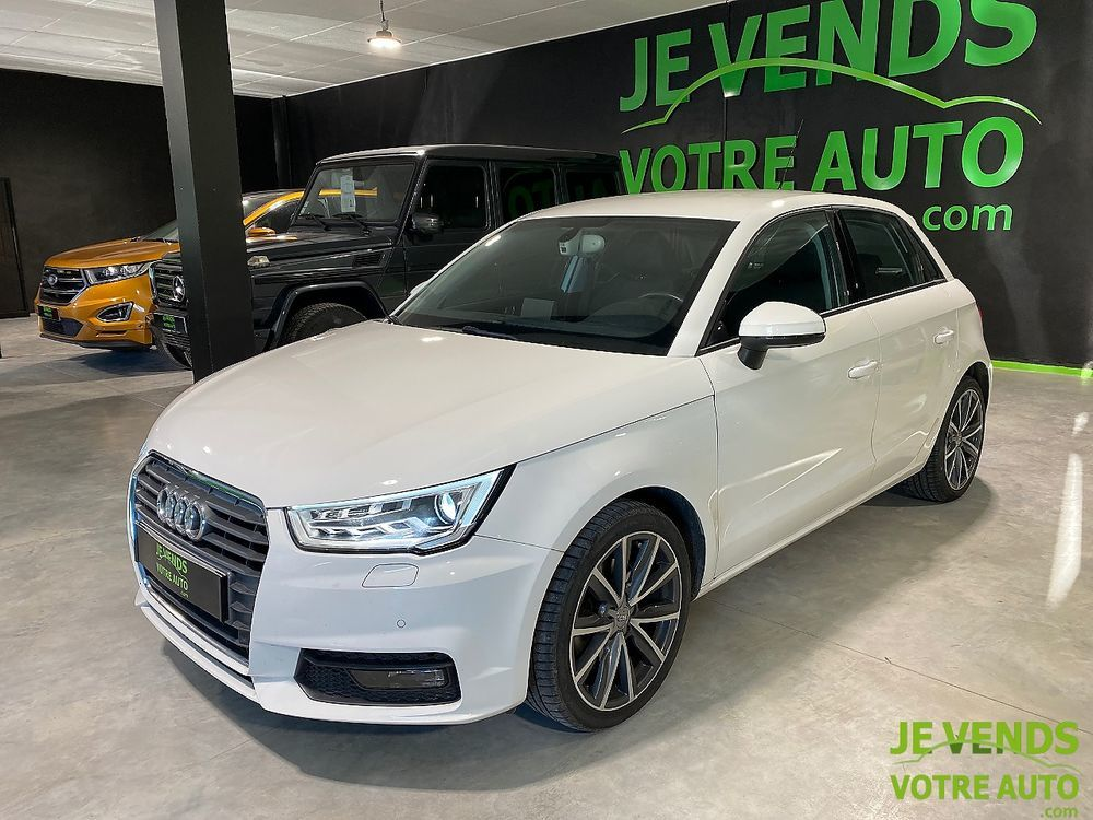 A1 1.4 TFSI 125ch Ambition Luxe S tronic 7 2017 occasion 11100 Narbonne