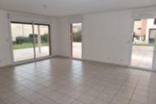 Bel appartement de 90 m² en rez de jardin avec terrasse, jardin et garage à découvrir 999 Montélimar (26200)