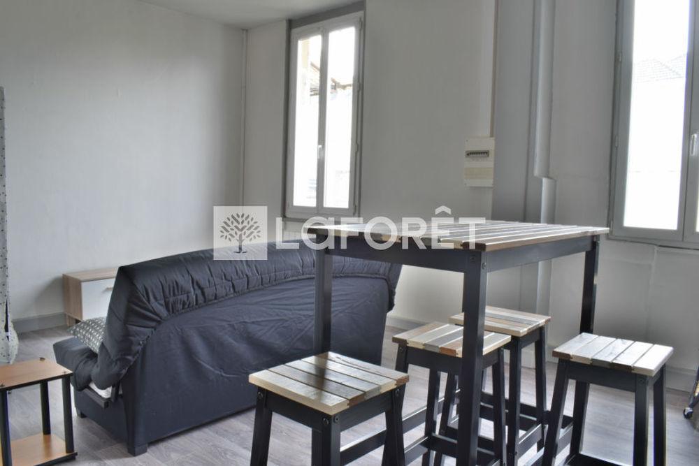 Location Appartement APPARTEMENT STUDIO BRIVE LA GAILLARDE - 1 pièce(s) - 23.3 m2  à Brive la gaillarde