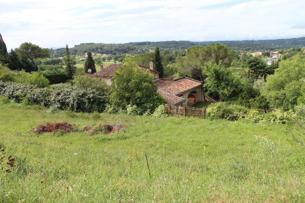 Vente Terrain Draguignan magnifique terrain constructible plat 1200m 216000 crn2107  à Draguignan