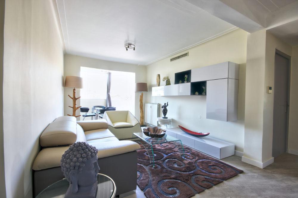 Vente Appartement LE CANNET - Appartement 3 pièces 60 m² en dernier étage  à Le cannet