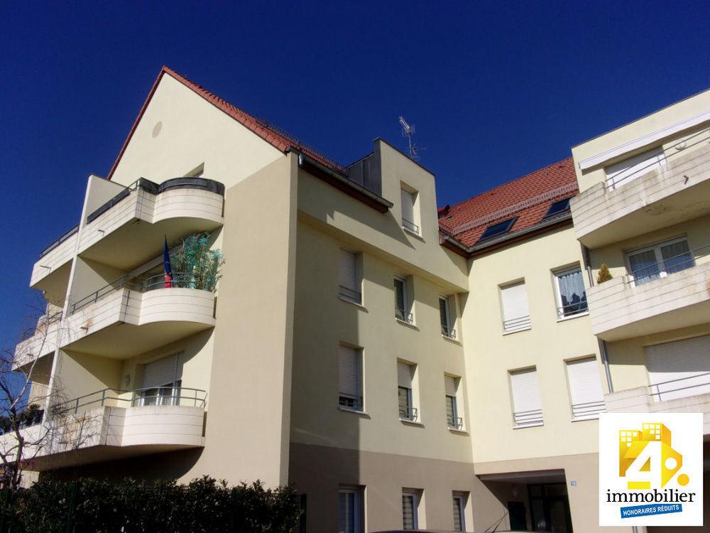 Vente Appartement Appartement Wittelsheim 3 pièce(s) 69.49 m2  à Wittelsheim