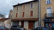Immeuble avec jardin centre ville 148000 Capdenac-Gare (12700)