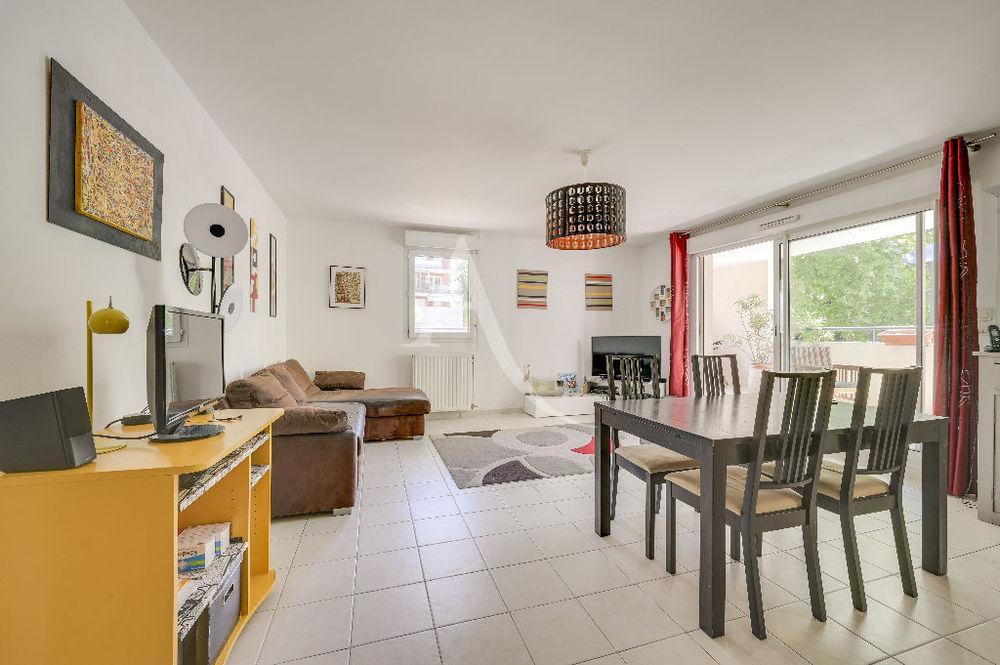Vente Appartement A VENDRE-MONPELLIER-PORT MARIANNE-APPARTEMENT-4 PIECES-TERRASSE 40 m2  à Montpellier