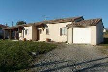 Maison 5 pièces à 5mn de L'Isle-Jourdain 113m² 876 L'Isle-Jourdain (32600)