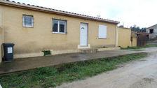 Maison Villegailhenc 3 pièce(s) 74 m2 630 Villegailhenc (11600)