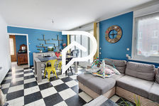 Maison en semi plain pied 3 chambres et bureau - sous sol, terrasse et jardin 690 Marquion (62860)